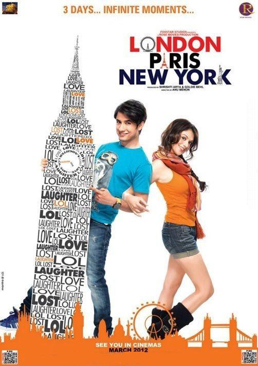London Paris New York (2012) MP3 320 & 128Kbps Download