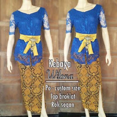 Kebaya Wilona KBW-269
