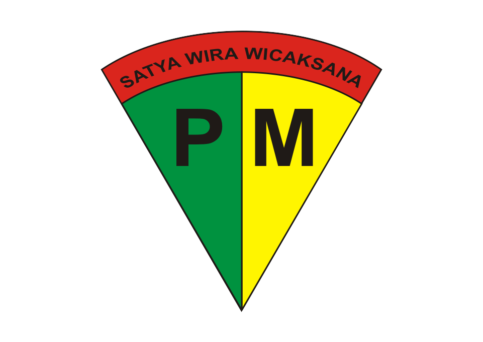 Download Logo PM (Polisi Militer) Vector