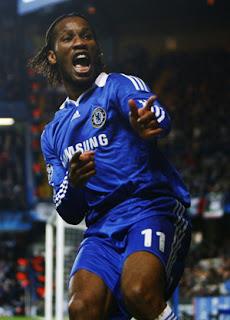 Chelsea vs barcelona 2012 Drogba
