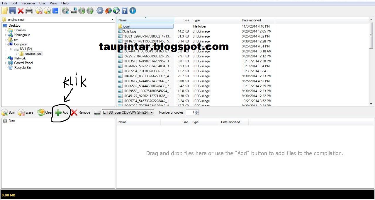 CDBurnerXP http://taupintar.blogspot.com