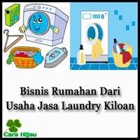 Bisnis Rumahan Dari Usaha Jasa Laundry Kiloan