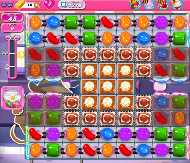 Candy Crush Saga 1270