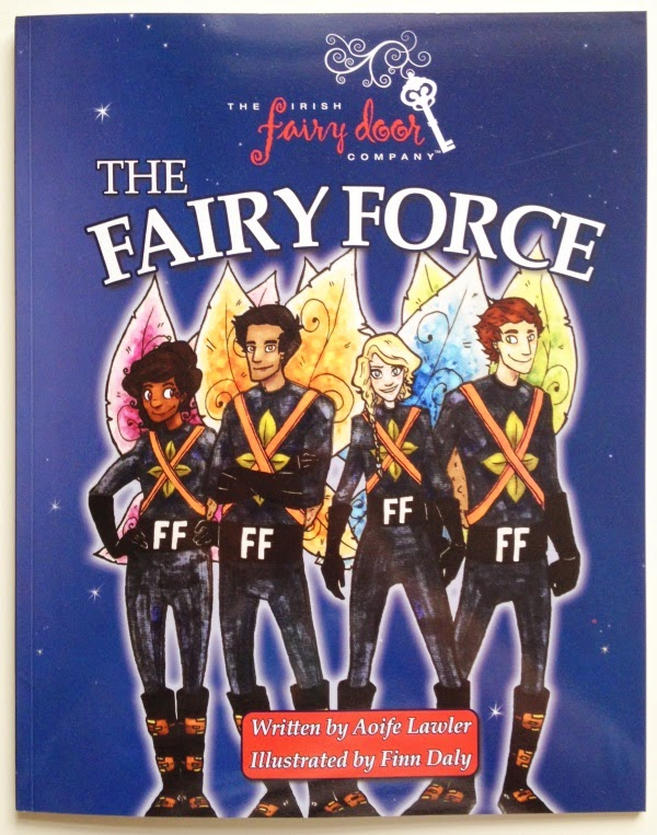 The fairy force book review and giveaway where wishes for The little fairy door company