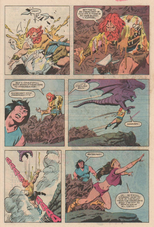 Conan the Barbarian (1970) Issue #167 #179 - English 20