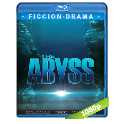 El Secreto Del Abismo (1989) BRRip Full 1080p Audio Trial Latino-Castellano-Ingles 5.1