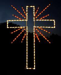 Llm Calling Crosses Of Light Lent With Kids