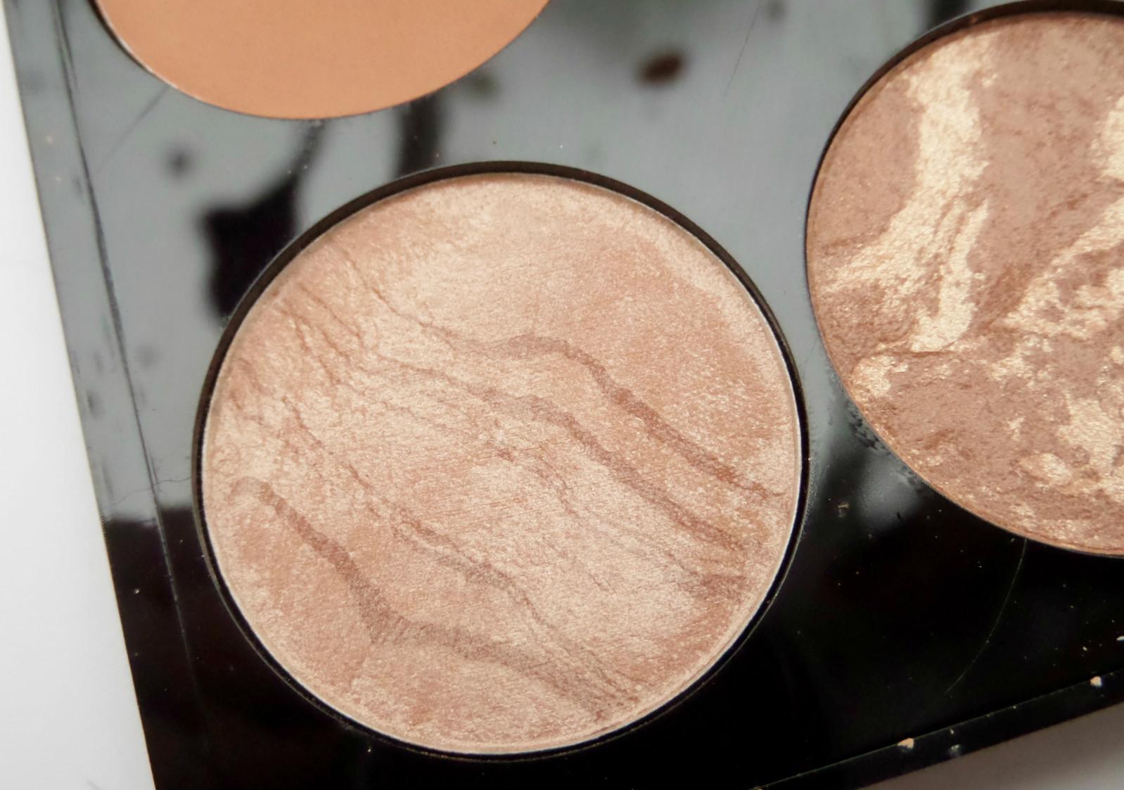 NEW Makeup Revolution Blush Palette All About Bronze
