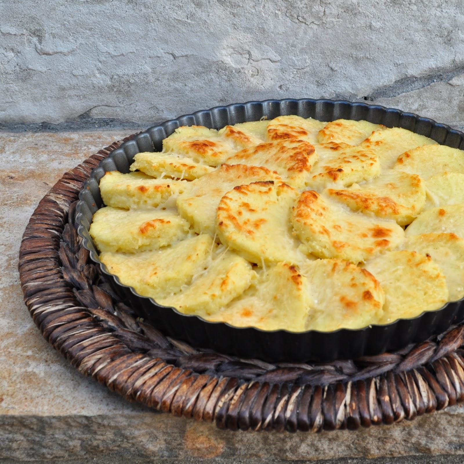 Cooking with Manuela: Gnocchi alla Romana