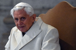 Former pope Benedict thanks God for retirement