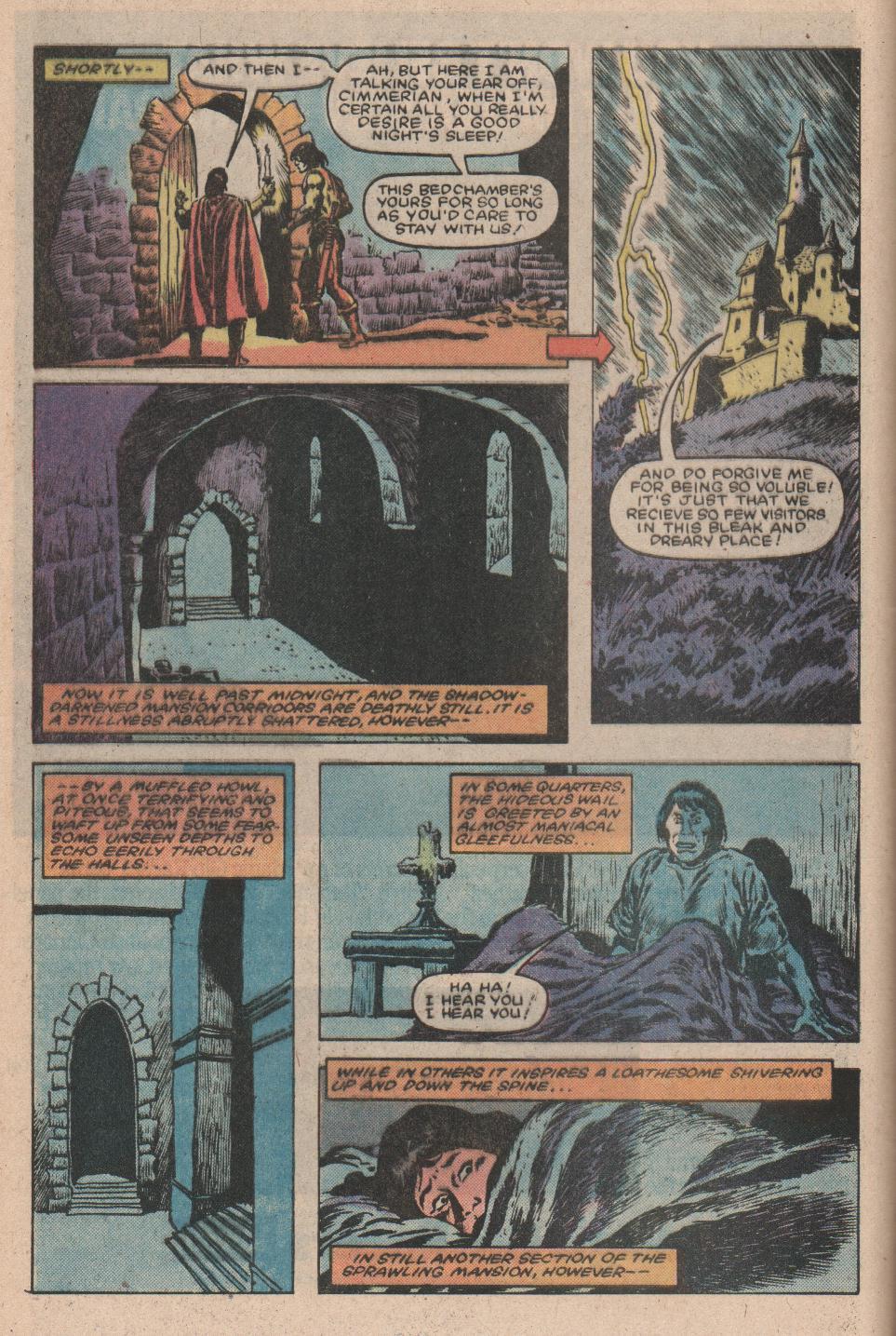Conan the Barbarian (1970) Issue #156 #168 - English 6