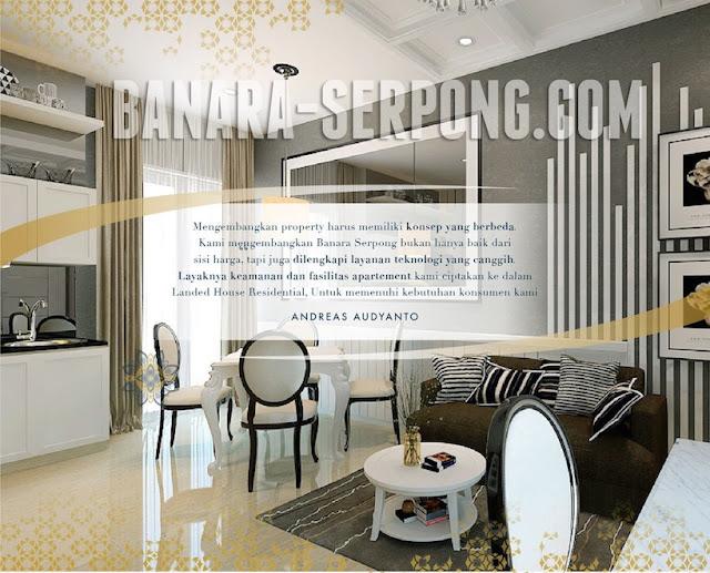 Banara Serpong Interior Design