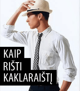 Kaklaraiščio rišimas