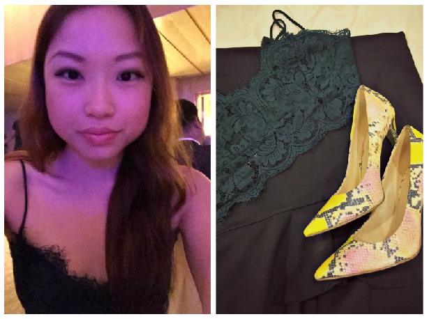 What I Wore at the Gala