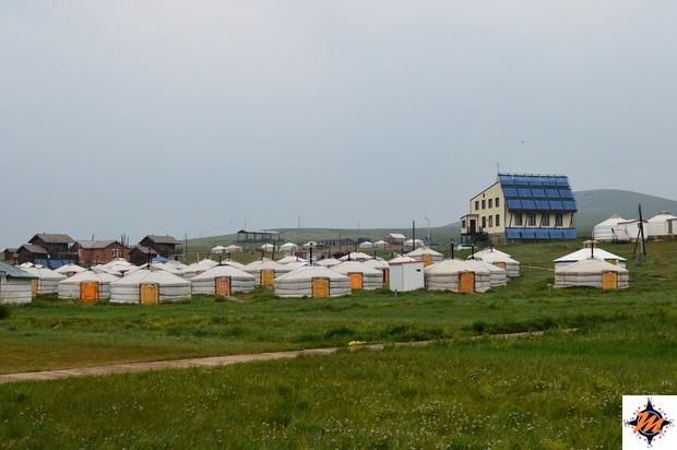 Hustain Ger Camp