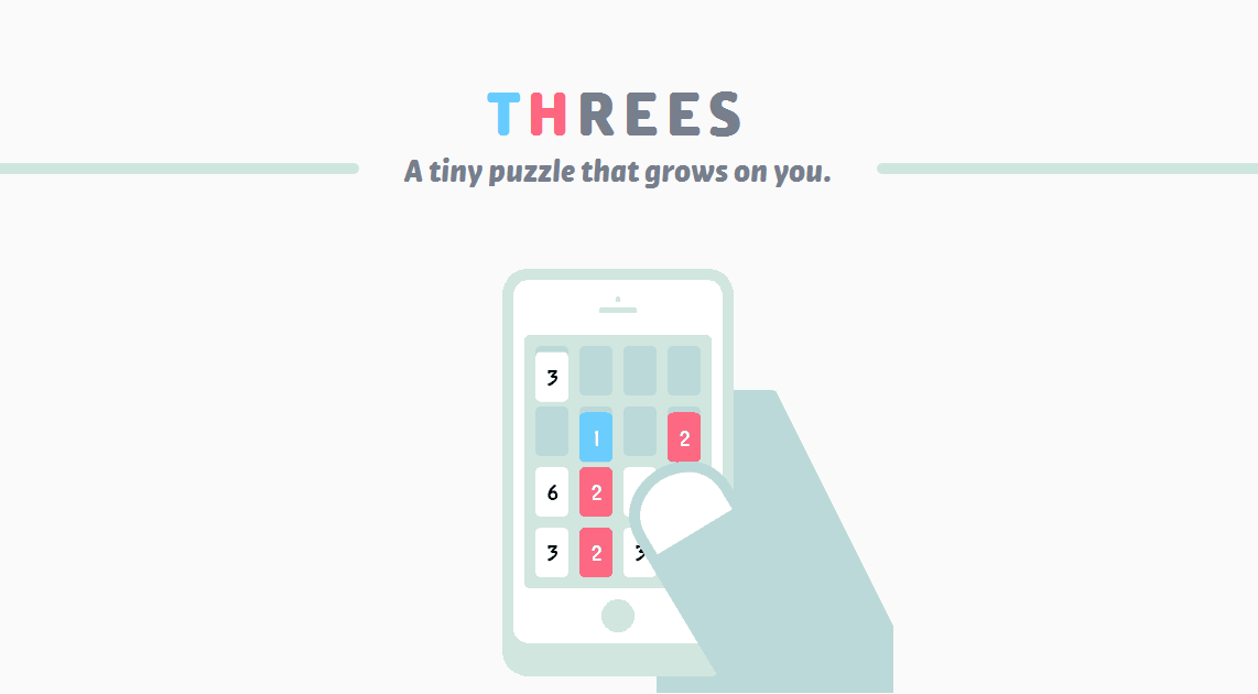 Threes! Apk v1.0.3 build 5 Full
