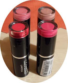 MUA lipsticks 2