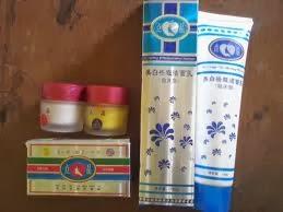 Obat Cream Pemutih Wajah Alami Herbal