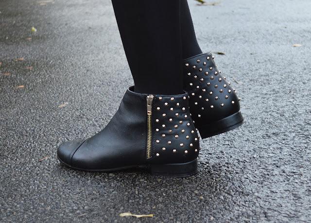 Sammi Jackson - Sleeh Peggy Studded Boots
