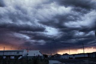 cielo de tormenta