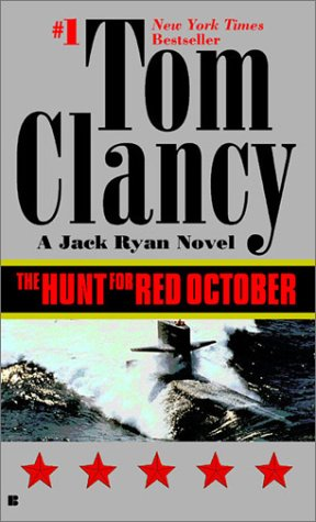 The hunt for red october tom clancy
