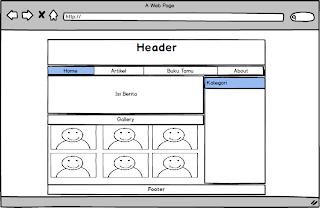 cara membuat website dgn HTML