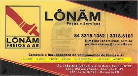 LONAN FREIOS
