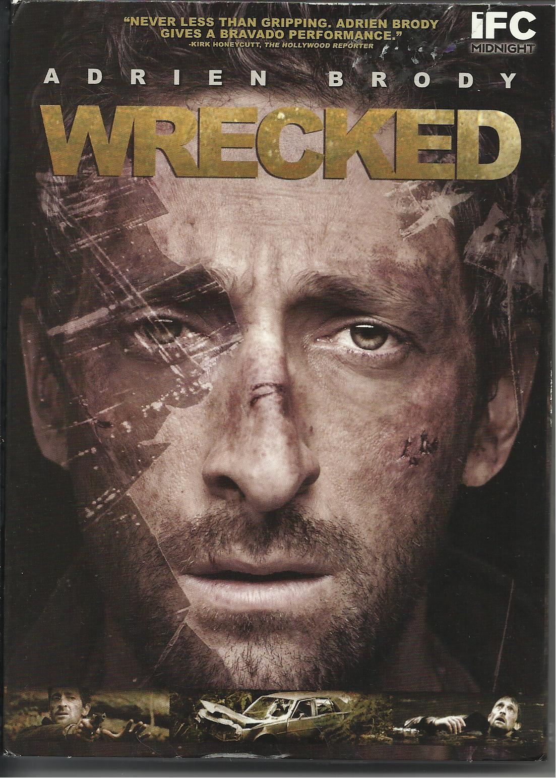 Tales of the Easily Di... Adrien Brody Wrecked