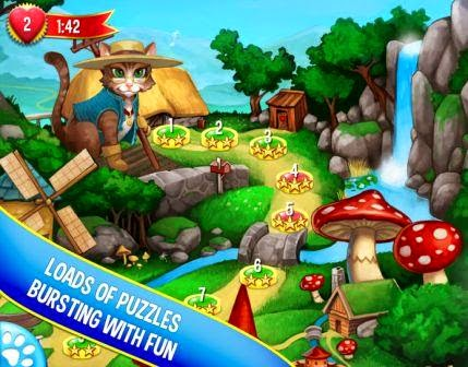 Download Pet Rescue Saga for PC