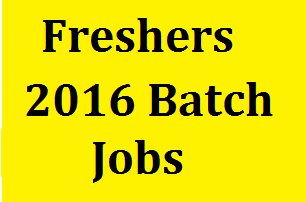 Freshers 2016