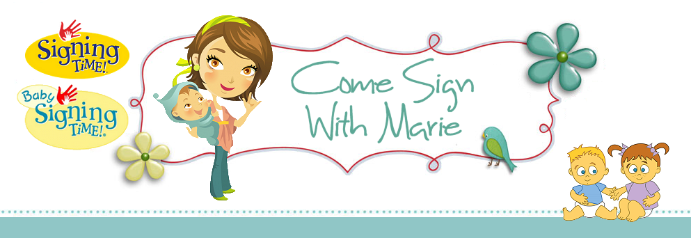 Come Sign With Marie