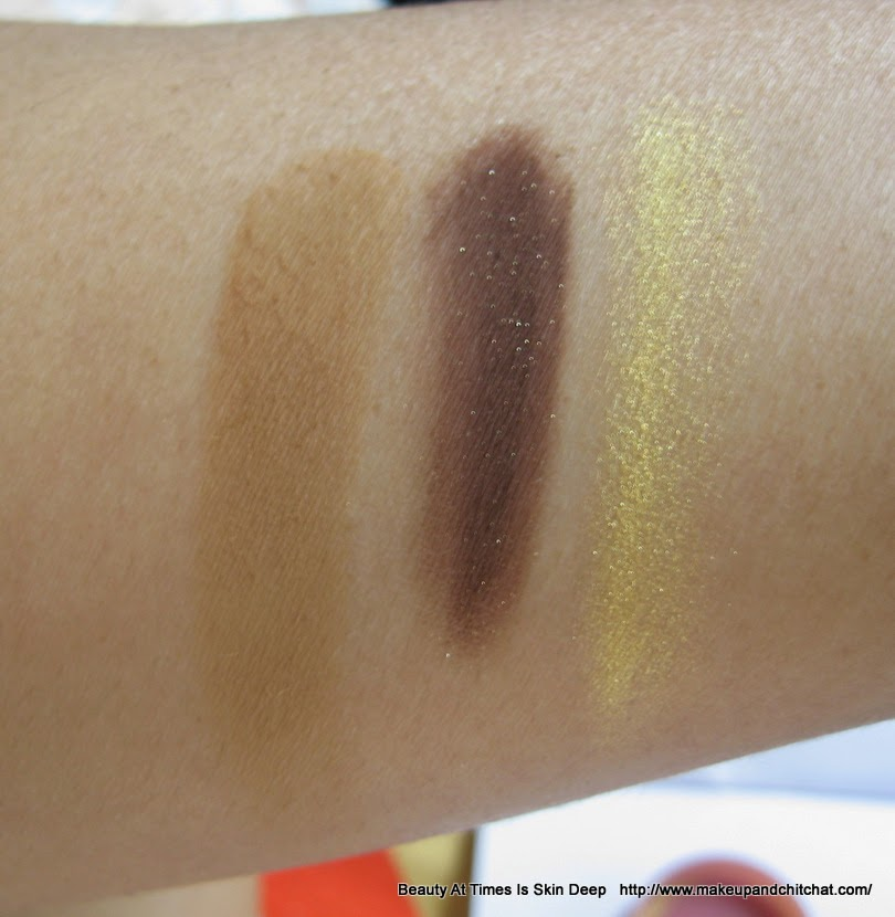 Colors for quick glamorous neutral eyes