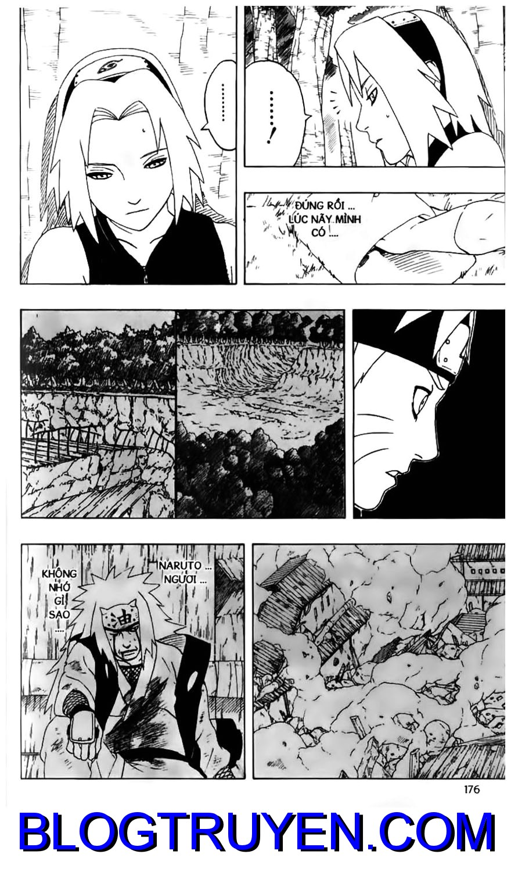 Naruto chap 299 Trang 8 - Mangak.info