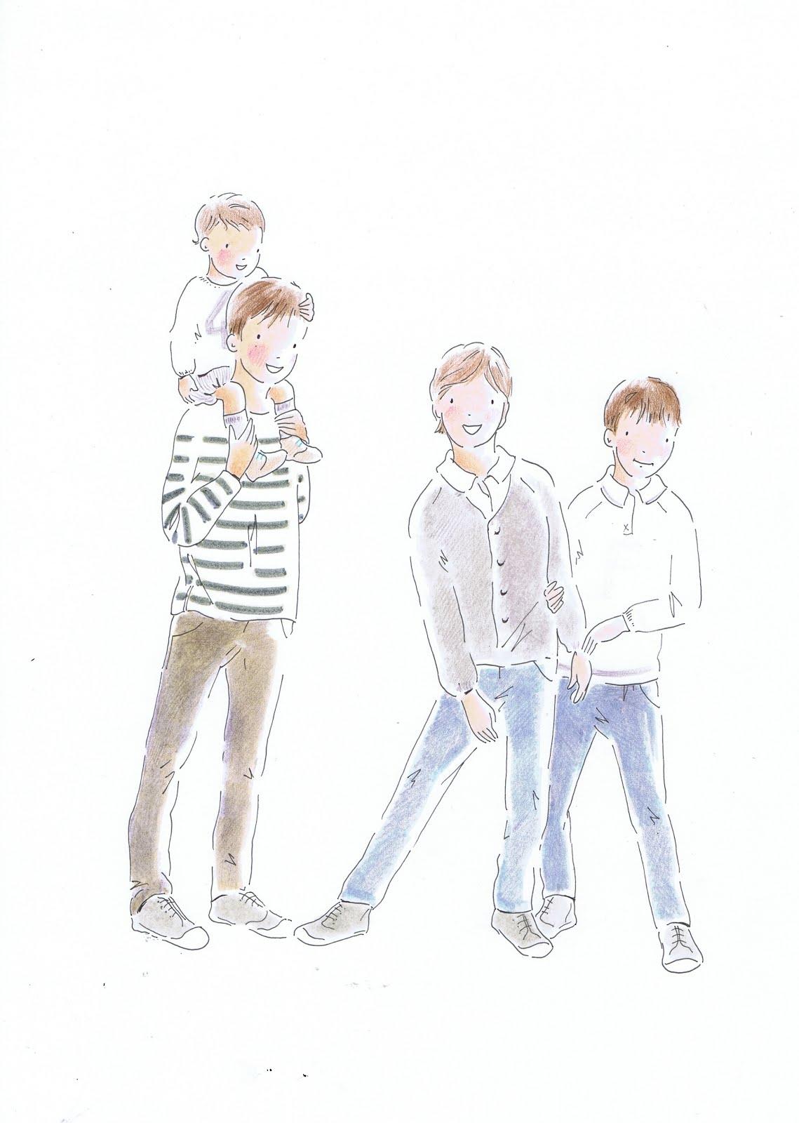 Mon quatuor