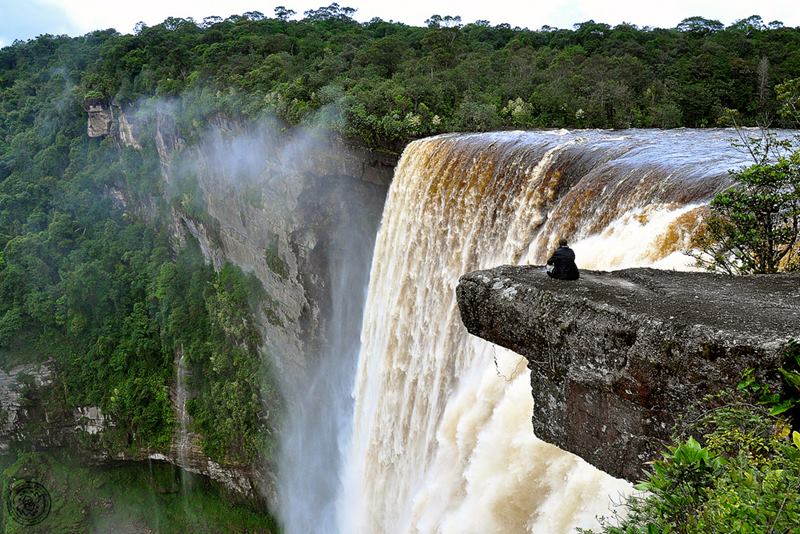 Kaieteur Falls, The Worlds Most Spectacular and Most Powerful Waterfall
