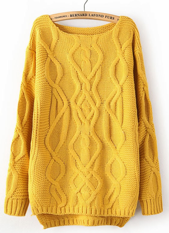 http://www.sheinside.com/Yellow-Long-Sleeve-Cable-Knit-Pullover-Sweater-p-146188-cat-1734.html
