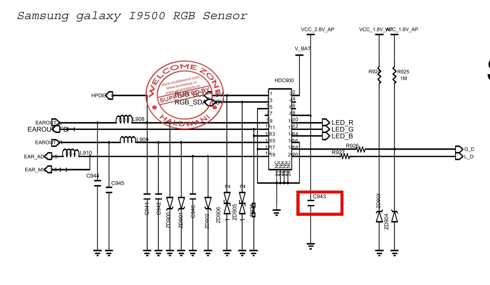 Samsung Galaxy S4 I9500 Rgb Sensor Not Working Solution