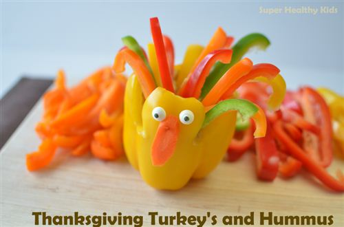 Top Thanksgiving Recipes For Kids To Make