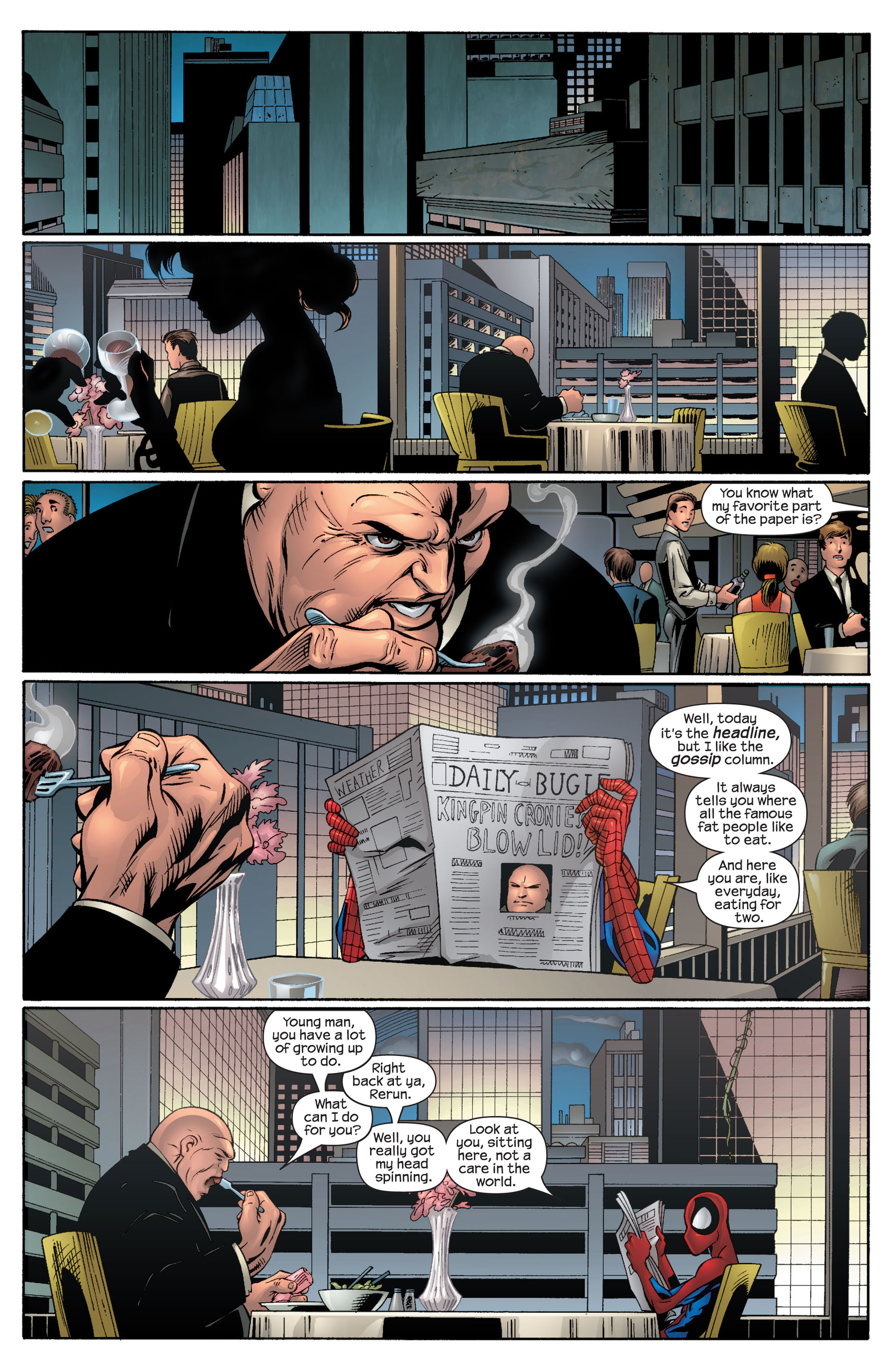 Ultimate Spider-Man (2000) Issue #49 #53 - English 22