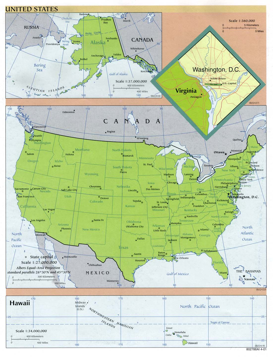 Staaten Der Usa