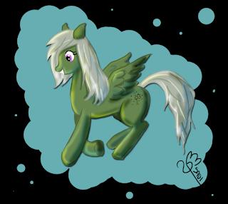Losowy kucyk pony