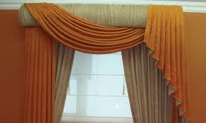 Decoracion y estilos decoracion de cortinas en diferentes for Cortinas de argollas