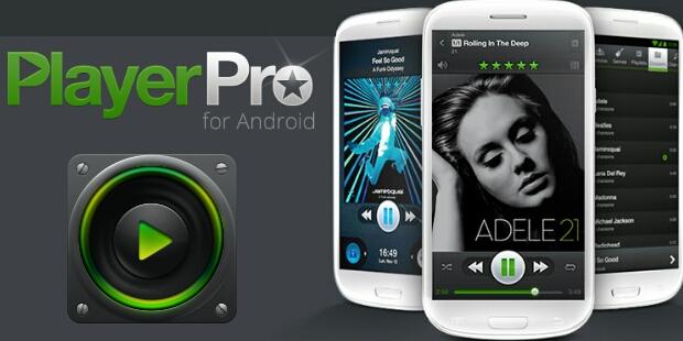 PlayerPro Music Player v3.4 Apk Miki