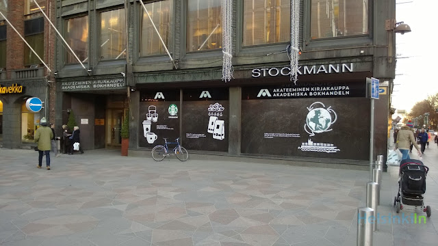 Starbucks in Helsinki