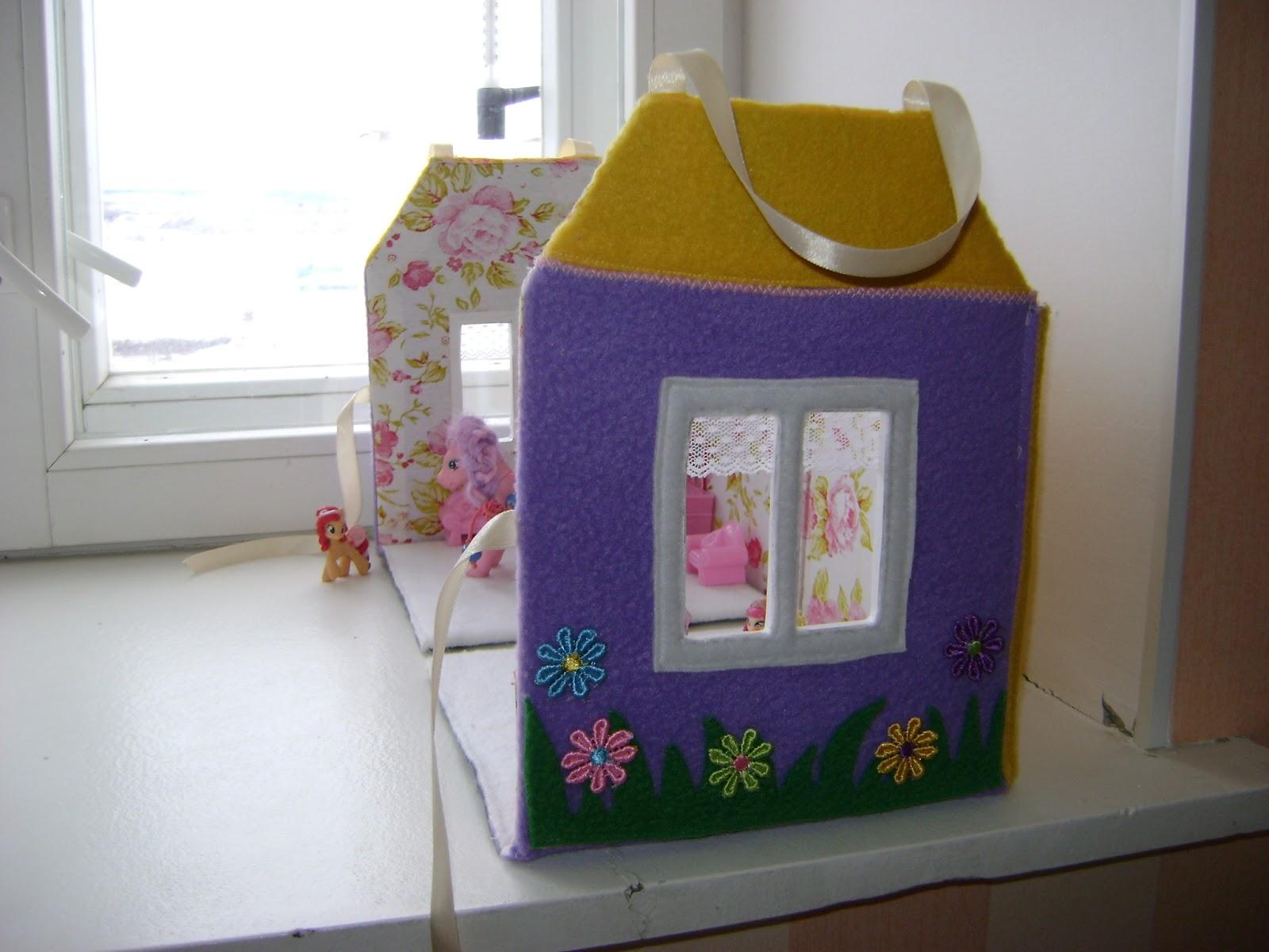 Сумочка домик для девочек своими руками 38