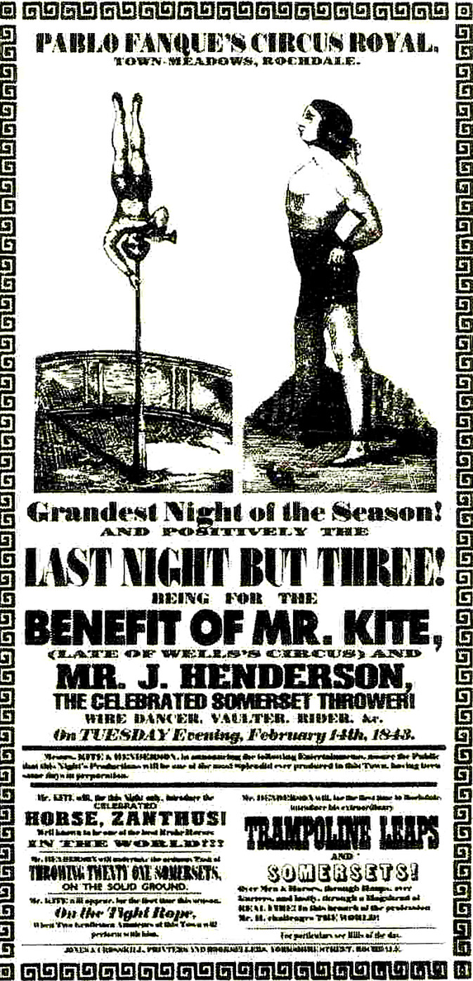 Being for the benefit of Mr.Kite