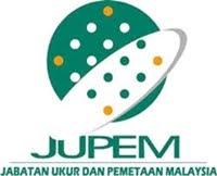 JABATAN UKUR DAN PEMETAAN MALAYSIA