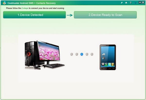 Coolmuster Android Data recovery - How to Recover Data, SMS, and Contacts from Android Phone