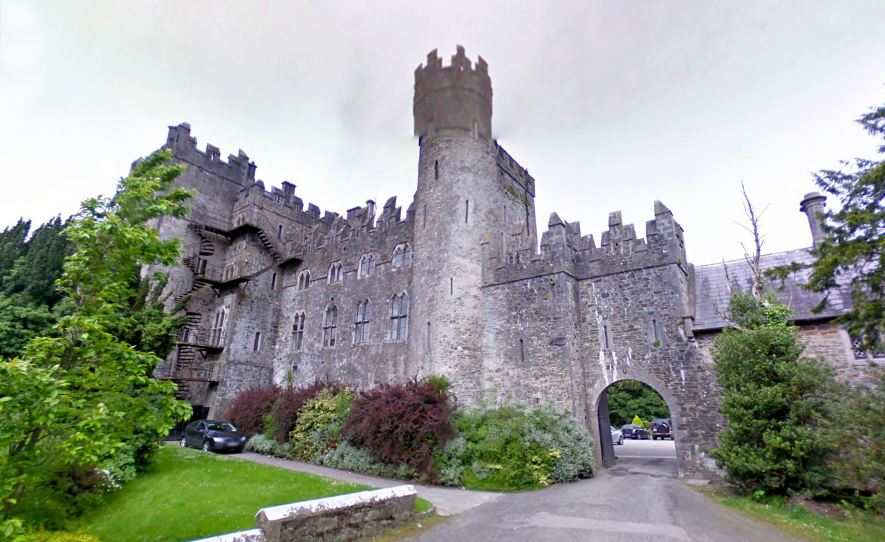 Things to make and do old photo investigation part 4 for Kildare castle