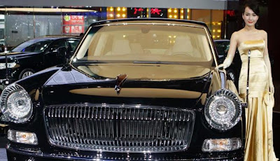 Gambar Mobil Keren dengan model cantik Auto China 2012